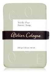 Atelier Cologne Collection Chic Absolu Trèfle Pur Savon - Seife 200 g