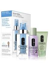 Clinique Derm Pro Solutions Pores & Uneven Texture Gesichtspflegeset 1 Stk