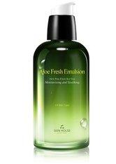 the SKIN HOUSE Aloe Fresh Emulsion Gesichtsemulsion  130 ml