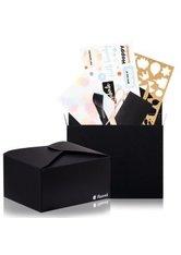 flaconi DIY-Geschenkverpackung Black Edition Geschenkverpackung 1 Stk