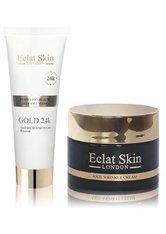 Eclat Skin London Gold 24K 9 Gesichtspflegeset 1 Stk