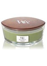 WoodWick Evergreen Ellipse Duftkerze 454 g