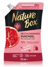 Nature Box Revitalisierend Mit Granatapfel-Öl Duschgel 500 ml