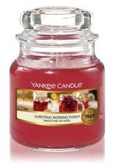 YANKEE CANDLE - Yankee Candle Christmas Morning Punch Housewamer Duftkerze  104 g - Duftkerzen