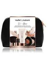 Nude by Nature Set and Glow Complexion Set  Gesicht Make-up Set  1 Stk NO_COLOR