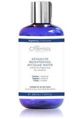SkinChemists Advanced Brightening Micellar water Gesichtswasser 250 ml