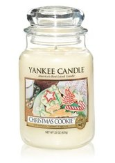 YANKEE CANDLE - Yankee Candle Housewarmer Christmas Cookie Duftkerze 0,411 kg - Home