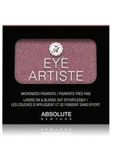 ABSOLUTE NEW YORK - Absolute New York Make-up Augen Eye Artiste Single Eyeshadow AEAS15 Sugar Plum 2,25 g - Lidschatten