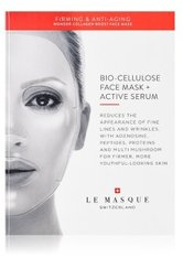 Le Masque Switzerland Firming & Anti-Aging Face Mask Gesichtsmaske 1 Stk