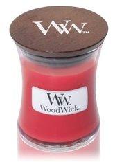 WOODWICK - Woodwick Radish & Rhubarb  85 gr - DUFTKERZEN