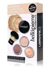 bellápierre Glowing Complexion Essentials Kit Dark Gesicht Make-up Set  1 Stk NO_COLOR
