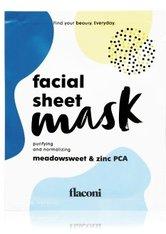 flaconi Face Essentials Purifying & Normalizing Tuchmaske 1 Stk