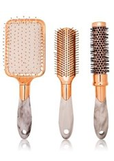 Zoë Ayla Hair Brushes Marble Haarstylingset 1 Stk