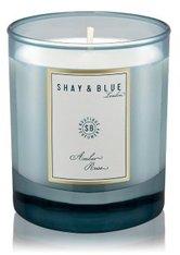 SHAY & BLUE Amber Rose Candle Duftkerze 140 g