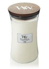 WoodWick Linen Hourglass Duftkerze 610 g