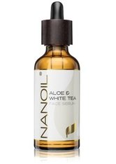 NANOIL Aloe & White Tea  Gesichtsserum 50 ml
