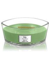 WOODWICK - WoodWick Hemp & Ivy Ellipse Duftkerze  454 g - DUFTKERZEN