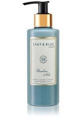 SHAY & BLUE - SHAY & BLUE Framboise Noire Body & Hand Lotion Bodylotion  200 ml - KÖRPERCREME & ÖL