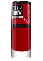 Maybelline Color Show  Nagellack 6.7 ml Nr. 353 - Red