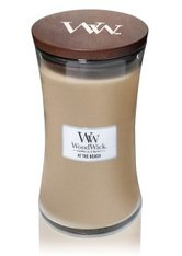 WoodWick At the Beach Hourglass Duftkerze 610 g