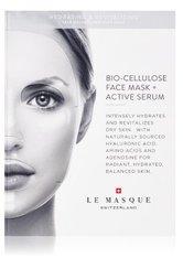 Le Masque Switzerland Hydrating & Revitalizing Face Mask Gesichtsmaske 1 Stk