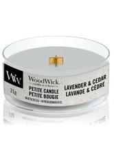 WoodWick Lavendar&Cedar Petite Duftkerze  31 g