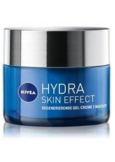 NIVEA Hydra Skin Effect Regenerierende Gel-Creme Nacht Gesichtsgel 50 ml