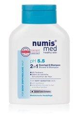 numis med ph 5.5 Empfindliche Haut Duschgel 200 ml
