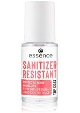 essence Sanitizer Resistant  Top Coat 8 ml No_Color