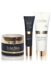 Eclat Skin London Gold 24K 8 Gesichtspflegeset 1 Stk
