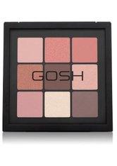 GOSH Copenhagen Eyedentity  Lidschatten Palette 8 g Nr. 001