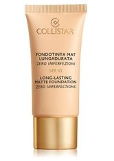 COLLISTAR - COLLISTAR Long-Lasting Matte Foundation Zero Imperfections 30ml 0 Cameo - FOUNDATION