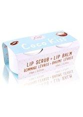 BadeFee Lippenpflege Coco Kiss Lippenpflegeset  1 Stk