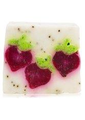 Bomb Cosmetics Soap Slices Berry Bar Stückseife  100 g