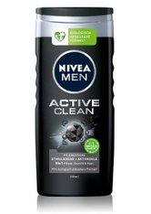 NIVEA MEN Pflegedusche Active Clean Duschgel 250 ml