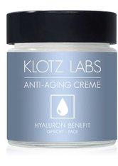 KLOTZ LABS - KLOTZ LABS Hyaluron Benefit Anti-Aging Gesichtscreme  60 ml - Tagespflege