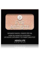 Absolute New York Make-up Augen Eye Artiste Single Eyeshadow AEAS02 Skinny Dip 2,25 g