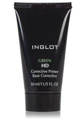 INGLOT - INGLOT HD Corrective Primer Primer  30 ml Peach - PRIMER