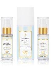 DeoDoc Intimate shaving trio Fragrance free + samples Rasierset 1 Stk
