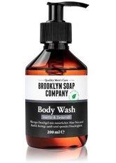 Brooklyn Soap Hanföl & Zedernöl Duschgel 200 ml
