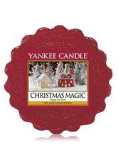 YANKEE CANDLE - Yankee Candle Wax Melt Christmas Magic Duftwachs 0,022 kg - Home