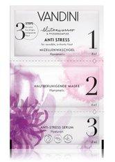 VANDINI - VANDINI Blütenwasser Anti Stress Gesichtsmaske  12 ml - CREMEMASKEN