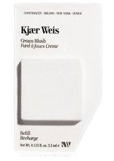 KJAER WEIS - Kjaer Weis Cream Blush Refill Cremerouge Abundance - ROUGE