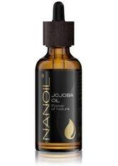 NANOIL Jojoba Oil Haaröl  50 ml