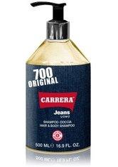 CARRERA JEANS PARFUMS - CARRERA JEANS PARFUMS Uomo Duschgel 500 ml - DUSCHEN & BADEN