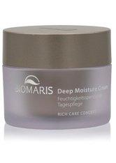 BIOMARIS - Biomaris Rich Care Concept Deep Moisture - ohne Parfüm Tagescreme  50 ml - PARFUM