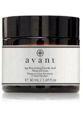avant Age Defy+ Age Retexturing Glycolic Acid Gesichtsmaske  50 ml