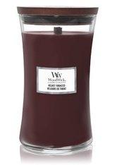 WoodWick Velvet Tobacco Hourglass Duftkerze  610 g