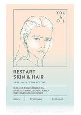 YOU & OIL - YOU & OIL Restart Set Cleansing Complex For Skin And Hair Körperpflegeset  1 Stk - Körperpflegesets