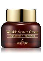 the SKIN HOUSE Wrinkle System Cream Gesichtscreme  50 ml